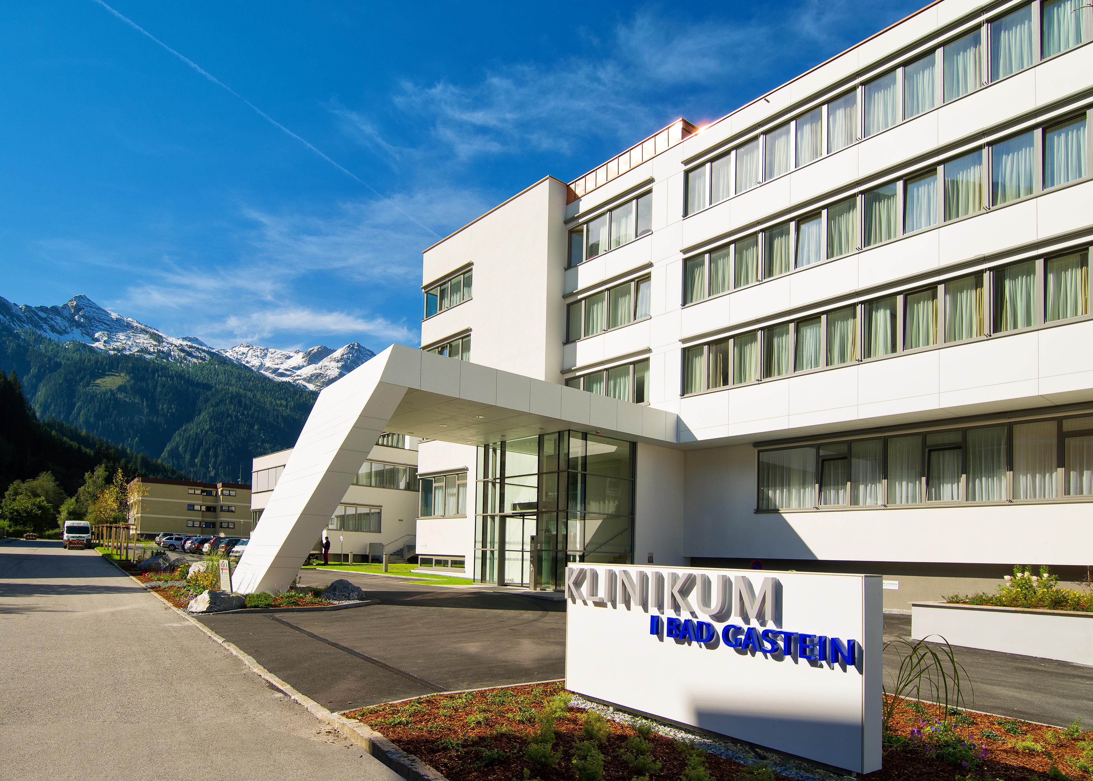 Klinikum Bad Gastein Foto